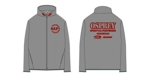 O.S.P - Zip Up Jacket (NEW)