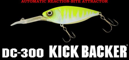 DEPS - DC 300 KICK BACKER