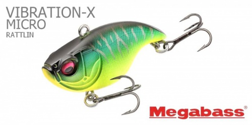 MEGABASS - VIBRATION-X MICRO (RATTLE IN)