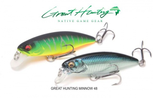 MEGABASS - GREAT HUNTING 48(S)