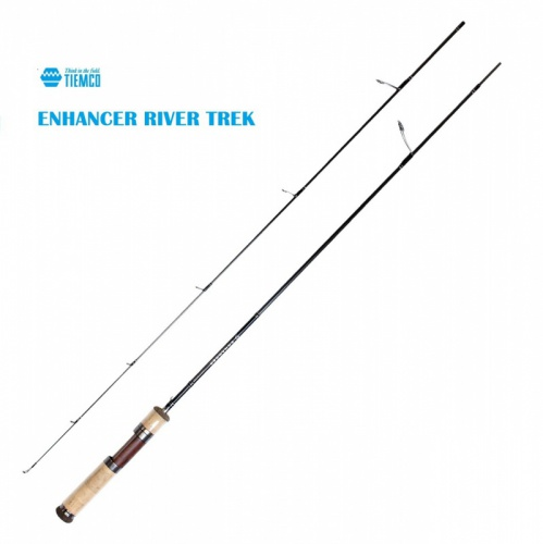 Спиннинг Tiemco Enhancer River Trek EH64ML 1.95 m 3-10 g