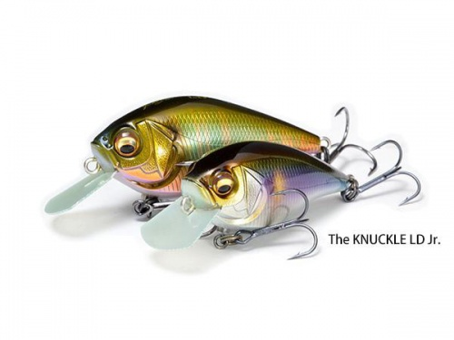 Воблер Megabass The Knuckle LD Jr.