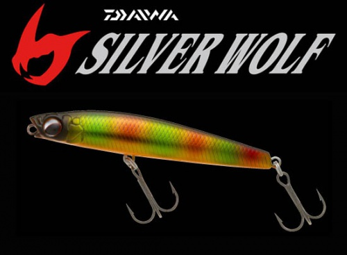 Daiwa - SILVERWOLF CHINNING PENCIL 65F