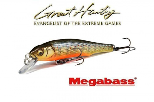 Воблер Megabass Great Hunting 70SP