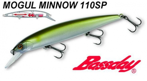 Bassday - Mogul Minnow 110SP