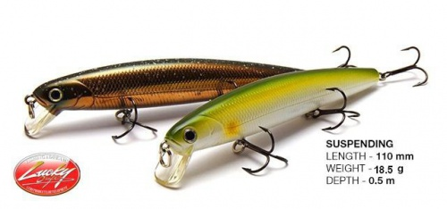 Lucky Craft - Flash Minnow 110 SP