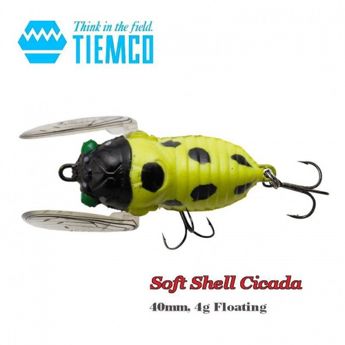TIEMCO - Soft Shell Cicada (NEW)