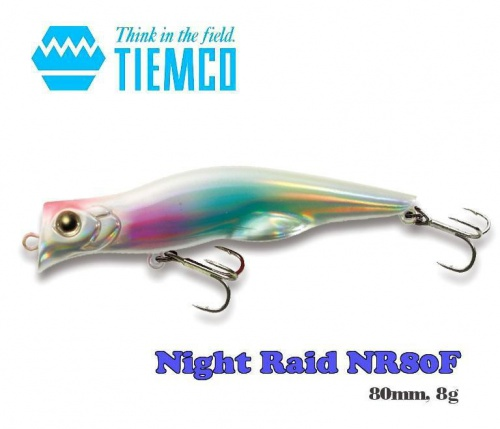 TIEMCO - NIGHTRAID NR80F