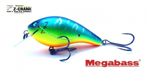 Воблер Megabass Z-Crank Blue Label
