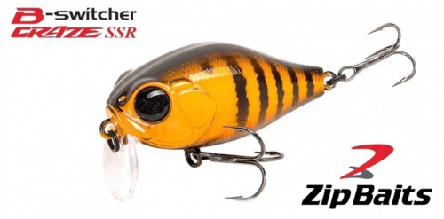 ZIP BAITS - B-SWITCHER SSR Craze (Silent)