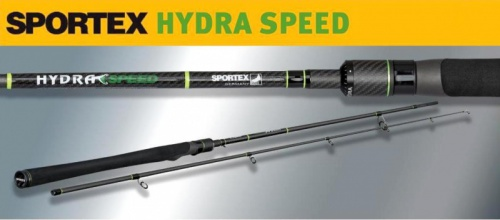 Спиннинг Sportex Hydra Speed UL2402 2.40 m. 14-53 g