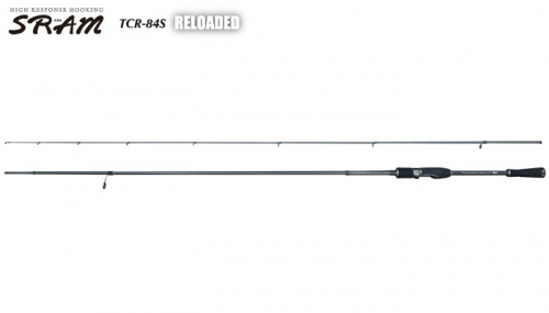 Спиннинг Tict Sram TCR-84 S Reloaded 254 см 1,0-12 гр.