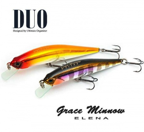 Воблер DUO Grace Minnow Elena 50F