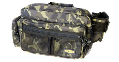 Сумка поясная Deps Hip Bag Camo