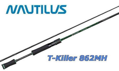 Спиннинг Nautilus T-Killer 259 см. 12-35 гр.