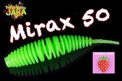 Приманка Trout Baits Jara Mirax 50 Bubble Gum