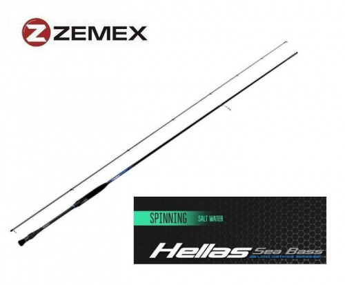 Спиннинг Zemex Hellas Sea Bass 1002MH 3.05m 10.0-36.0g 8-18lb