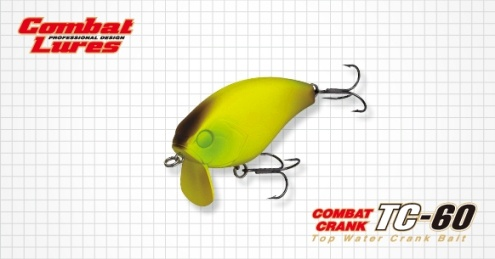 EVERGREEN - COMBAT CRANK TC-60