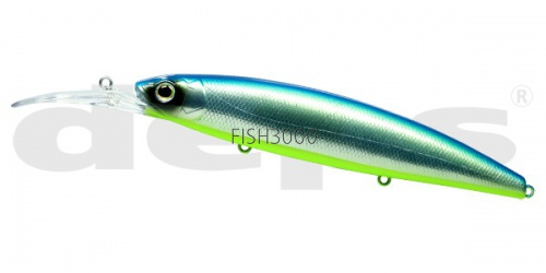 DEPS - BALISONG MINNOW 130 SF LONGBILL #21 GM BLUE BACK CHART
