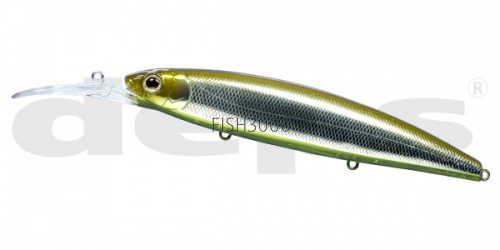 DEPS - BALISONG MINNOW 130 SF LONGBILL #23 Glass Belly Shiner