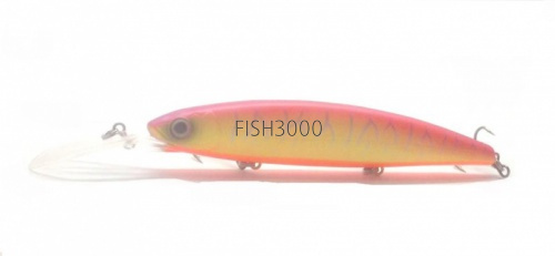DEPS - BALISONG MINNOW 130 SF LONGBILL #06 RED TIGER