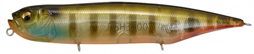 Воблер Megabass Dog-X Diamante Silent BIWAKO CLEAR GILL