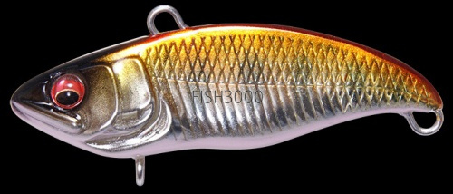 Megabass - GREAT HUNTING GH-Vib 38 (NEW) M RED STREAM