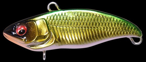 Megabass - GREAT HUNTING GH-Vib 38 (NEW) M LIME GOLD