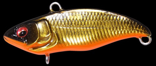 Megabass - GREAT HUNTING GH-Vib 38 (NEW) M KINKURO
