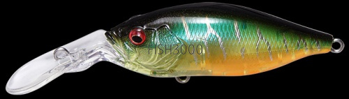 MEGABASS - DEEP-X 100 LBO (NEW) GHOST HOT TIGER