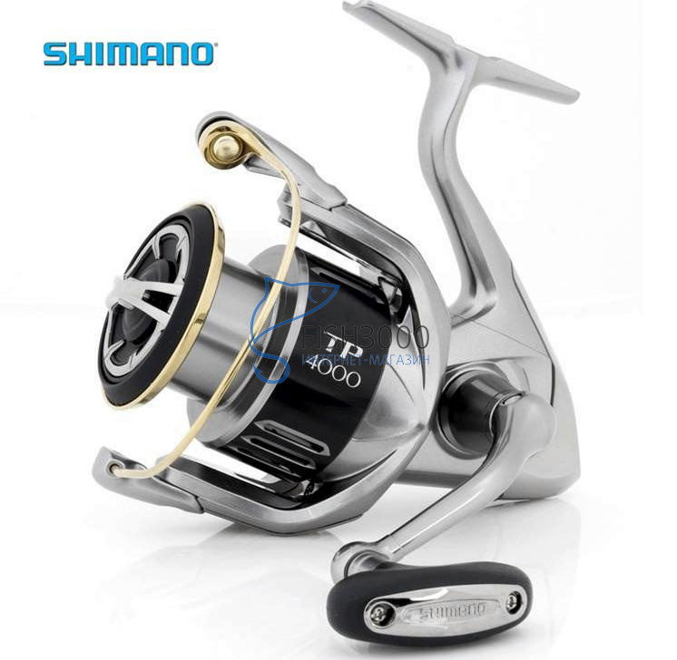 Катушка Shimano 15 Twin Power 4000 HG