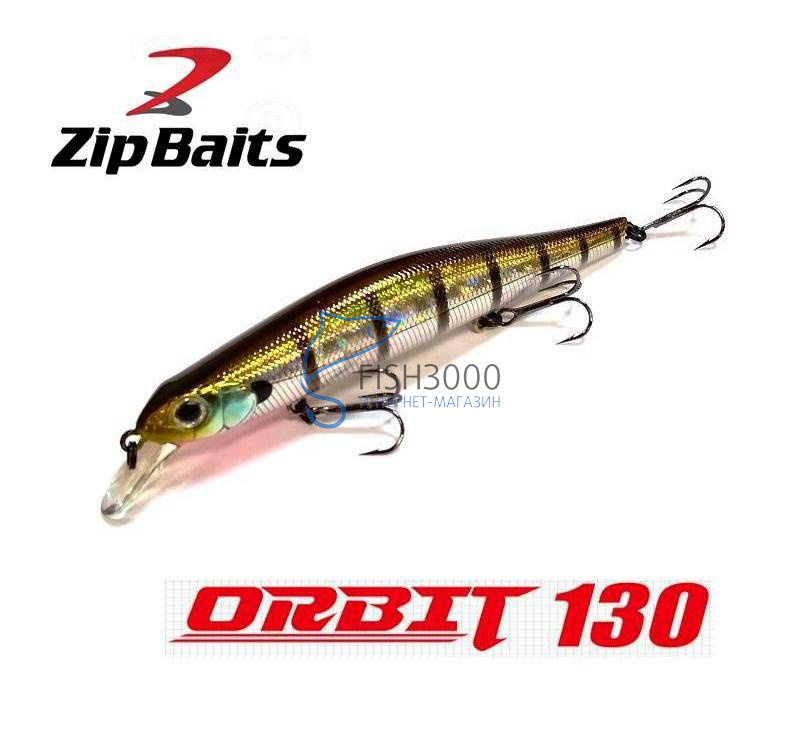 Воблер ZipBaits Orbit 130 SP